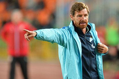 Главный тренер «Зенита» дисквалифицирован на шесть матчей за толчок судьи