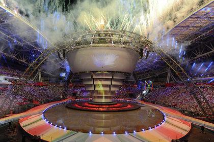 Универсиада в Казани получила приз за лучшую церемонию открытия