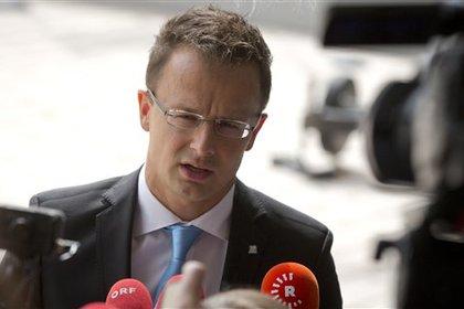 Глава МИД Венгрии призвал Евросоюз к сотрудничеству с Россией