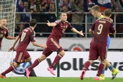 Сборная России обыграла шведов в первом матче под руководством Слуцкого