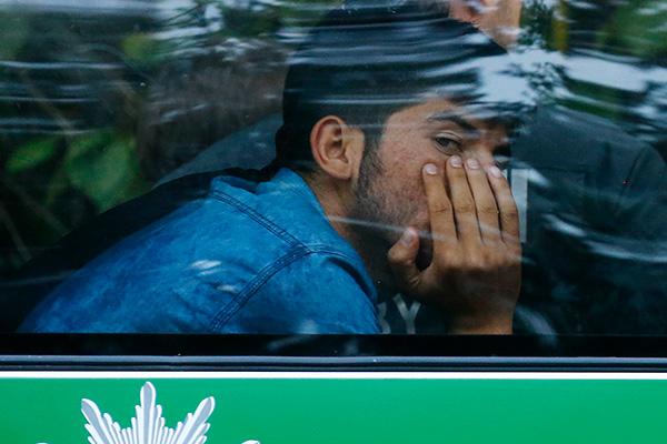 Справится ли Германия с волной миграции: Политика: Мир: