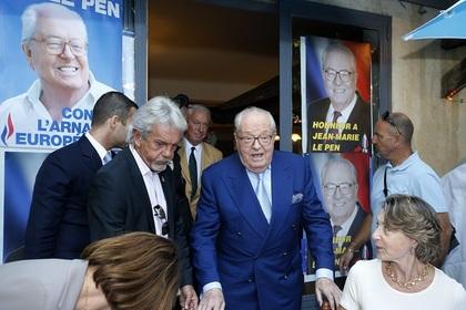 Жан-Мари Ле Пен создал новую партию