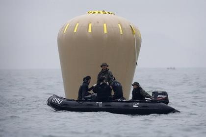 При кораблекрушении у берегов Южной Кореи утонули восемь человек