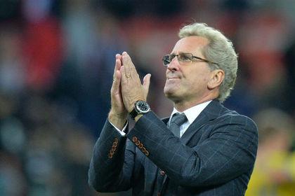 Главный тренер шведов назвал игру Акинфеева чудом