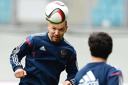 Игнашевич побил рекорд Онопко по количеству матчей за сборную