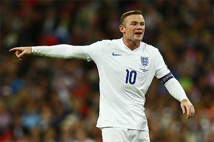 Уэйн Руни стал лучшим бомбардиром в истории сборной Англии