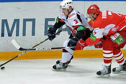 КХЛ отменила матч регулярного чемпионата в Италии