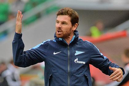 Тренер «Зенита» решил покинуть клуб