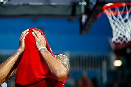 Минспорт решил заплатить за попадание сборной России по баскетболу на ОИ-2016