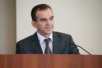 На выборах губернатора Кубани победил Вениамин Кондратьев