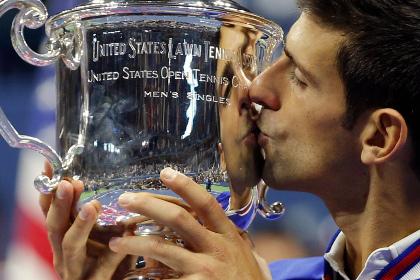 Новак Джокович выиграл US Open второй раз за карьеру
