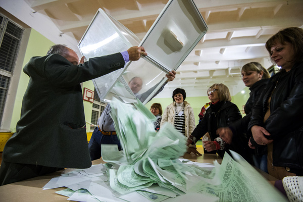 Оппозиционным партиям предстоит привыкнуть к смягчению политической реальности: Политика: Россия: