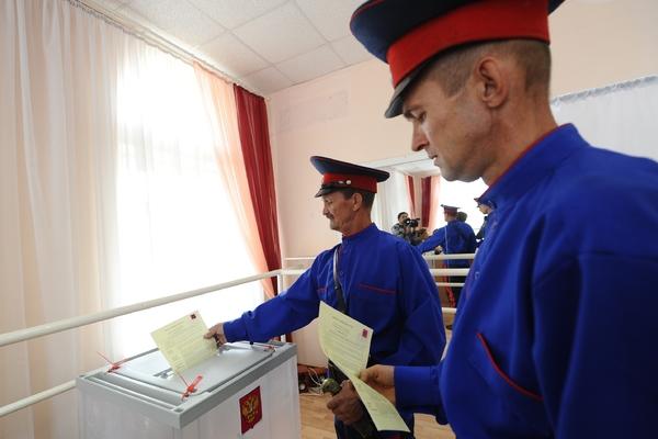 «Лента.ру» подводит итоги дня выборов: Политика: Россия: