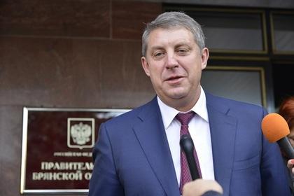В Брянской области победил врио губернатора Александр Богомаз