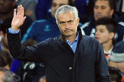 Моуринью после провального старта «Челси» назвал себя фантастическим тренером
