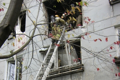 Взрыв бытового газа в Петрозаводске привел к гибели человека