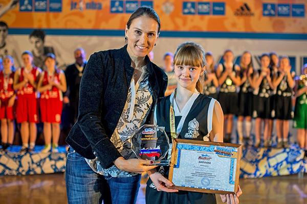 Светлана Абросимова— о ситуации в РФБ и путях выхода из кризиса: Баскетбол: