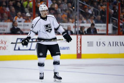 СМИ сообщили о возвращении хоккеиста Войнова в Россию