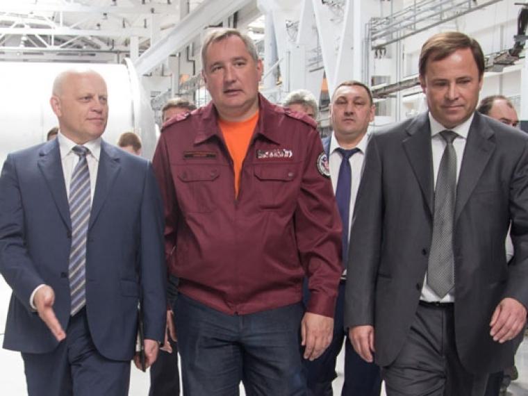 Вице-премьер Рогозин и сибирский полпред Рогожкин будут продвигать омскую продукцию