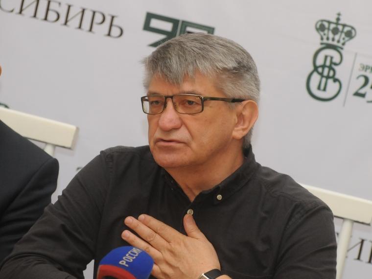 Александр Сокуров задал омичам вопрос в новой викторине «Эрмитаж-Сибирь»