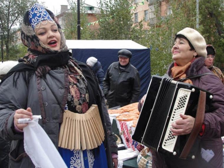 «Покровская ярмарка» в Омске на год сменила адрес