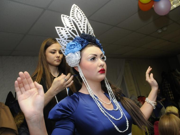 Омичи увидят модные «Сказания» от сибирских дизайнеров