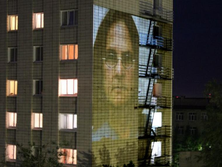 Этноролики омичей покажут на стенах многоэтажек