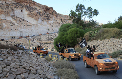 США решили выяснить пути снабжения сирийских исламистов джипами Тойота