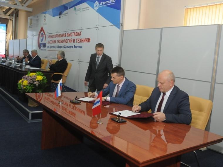 Омская область будет сотрудничать с НПЦ газотурбостроения «Салют»