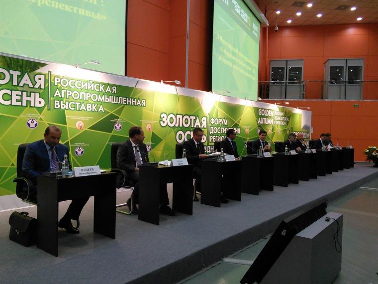 Омские аграрии поехали на московский агрофорум за инвесторами