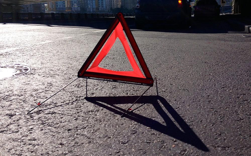 В Нижнеомском районе произошло ДТП, погиб 60-летний водитель