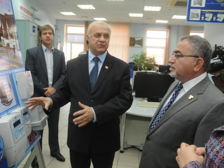 Омское НПО «Мир» поможет отучить иракцев воровать электричество у государства
