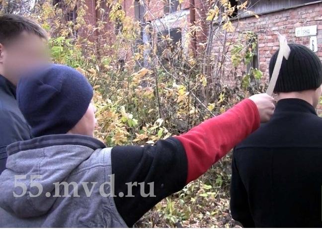 Омский отморозок показал полицейским, как ударил девушку молотком