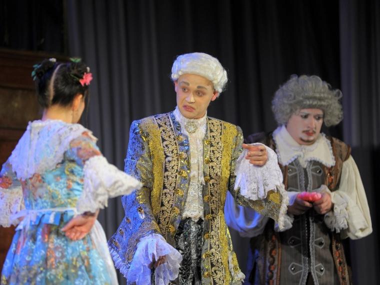 Омская «Галерка» отправилась на гастроли в Тюмень и Сургут