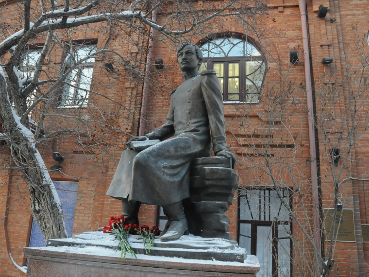 В омской «Пушкинке» отметят 180-летие Чокана Валиханова