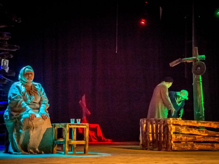Все три первых места на Всероссийском фестивале любительских театров заняли омичи