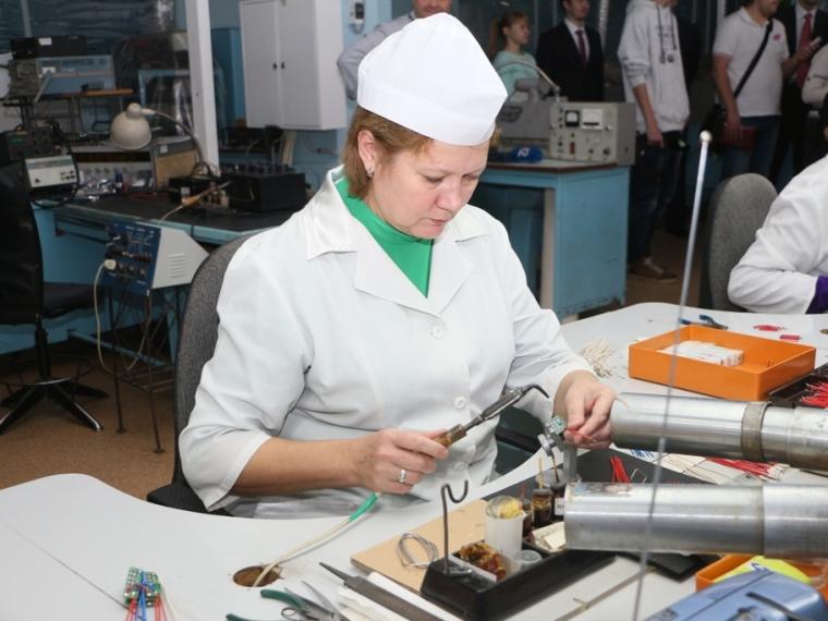 Омская светодиодная техника лидирует на мировом рынке