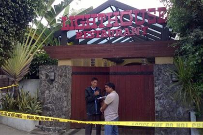 На Филиппинах расстреляли китайского генконсула и его помощников