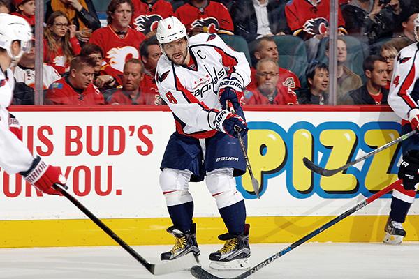 Достижение Овечкина и другие итоги старта сезона для россиян в НХЛ: Хоккей: