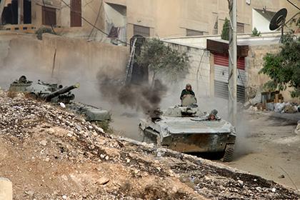 СМИ сообщили об освобождении от боевиков части главной автотрассы Сирии