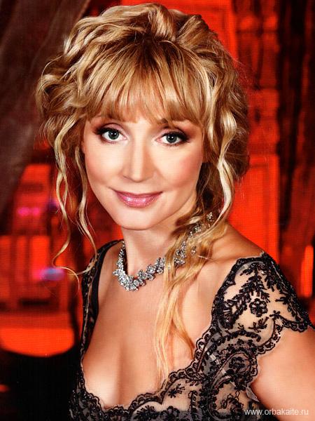 Кристина Орбакайте концерт в Омске