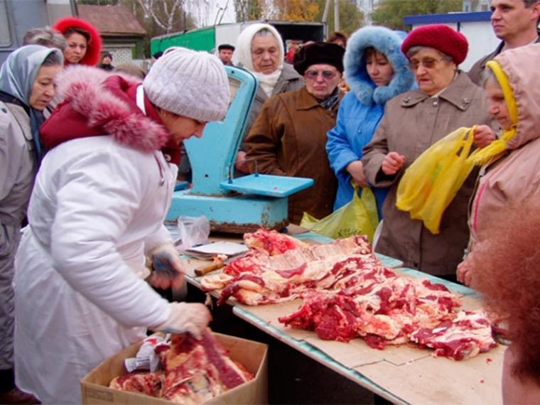 Фермеры будут продавать свою продукцию на проходных омских предприятий