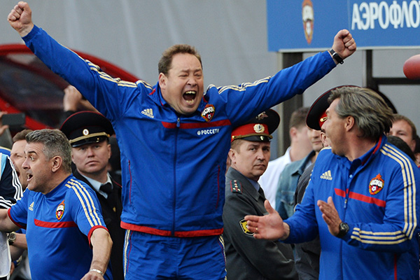 Как Леонид Слуцкий стал кандидатом в тренеры Челси Футбол
