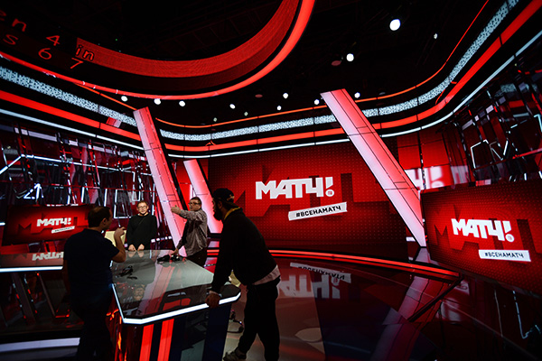 Чем удивит телезрителя первая неделя вещания «Матч ТВ» : Другие летние: