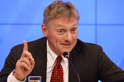 Песков заявил о преждевременности продления налоговой амнистии