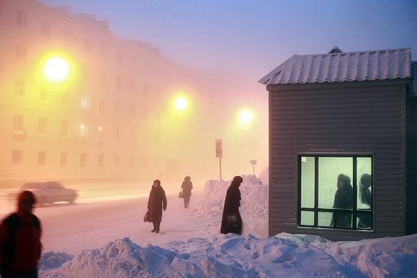 Как живут за Полярным кругом, где зима не кончается даже летом: Общество: Россия: