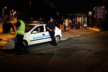 У софийского аэропорта нашли микроавтобус с бомбой