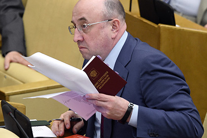 Дума проголосовала в первом чтении за приоритет решений КС над вердиктами ЕСПЧ