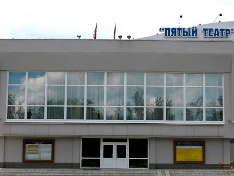 Омский «Пятый театр» приглашает зрителей на «Ночь абсурда»