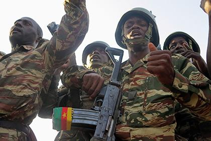 В Камеруне освободили 900 захваченных сторонниками ИГ заложников